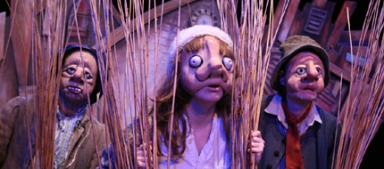 The Last Resort - the latest production by Strangeface appears at the WMC on March 31