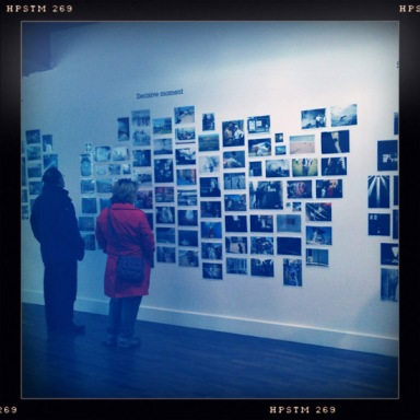 Hipstamatic photo from Format Festival 2011