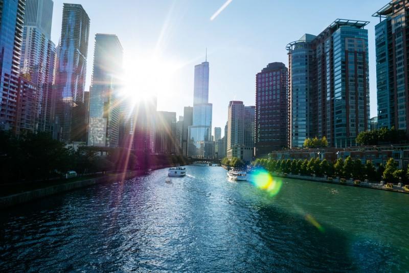 Chicago's famous architecture