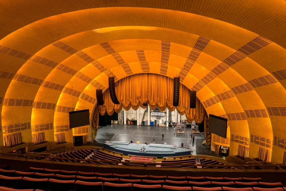 Radio City, New York.